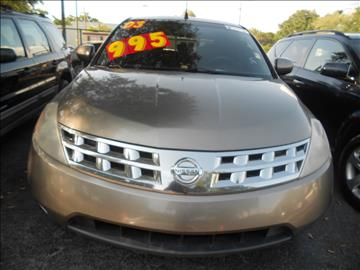 2003 Nissan Murano for sale in Tampa, FL