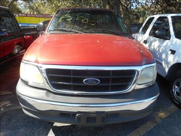 2001 Ford F 150 For Sale Tampa Fl