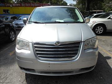 2008 Chrysler Town And Country For Sale Mentor Oh