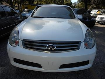 2006 Infiniti G35 For Sale