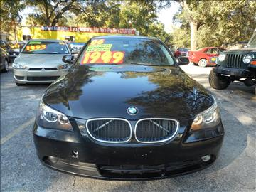 2006 Bmw 5 Series For Sale Maryland