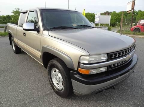 2002 Chevrolet Silverado 1500 for sale in Alexandria, VA