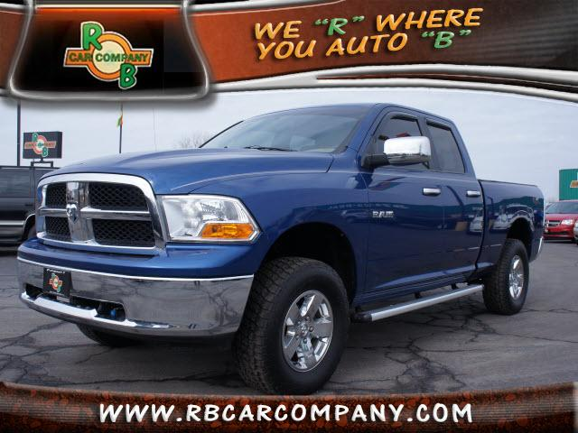 2009 Dodge Ram 1500 - COLUMBIA CITY, IN