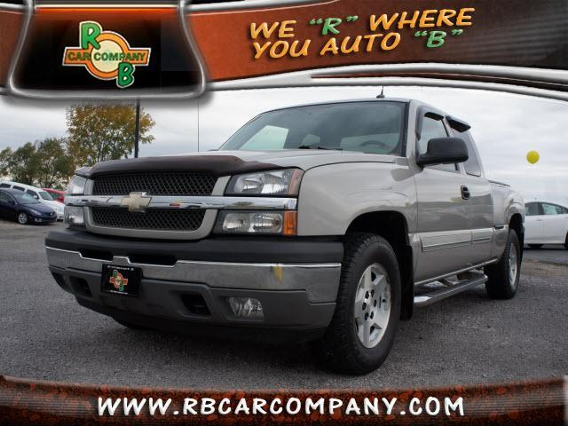 2005 Chevrolet Silverado 1500 - COLUMBIA CITY, IN