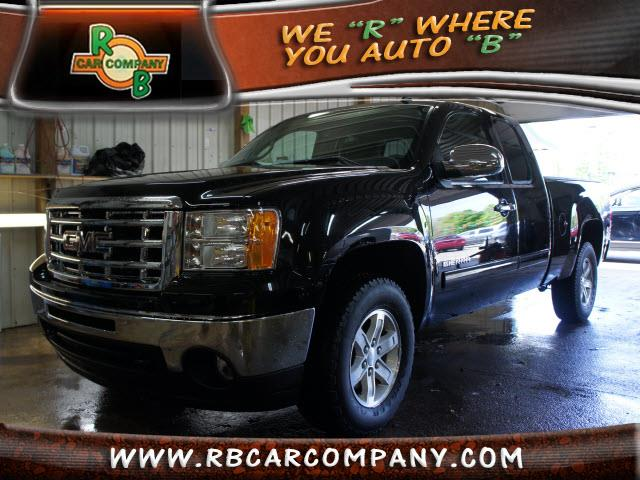 2011 GMC Sierra 1500 - COLUMBIA CITY, IN