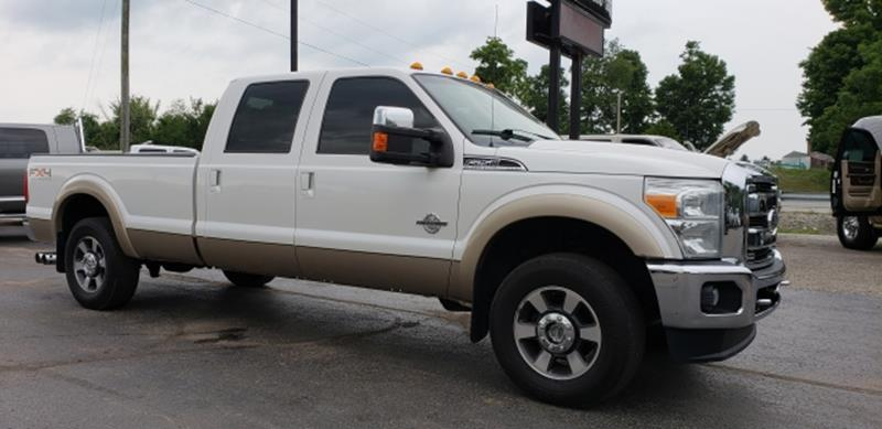 Ford F  Super Duty Columbia City In