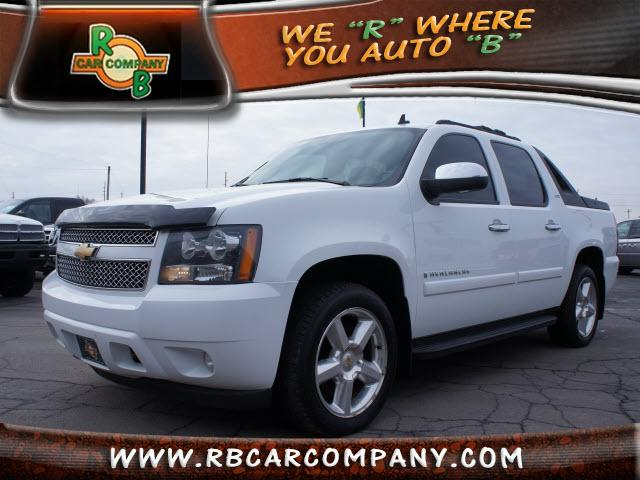 2007 Chevrolet Avalanche - COLUMBIA CITY, IN