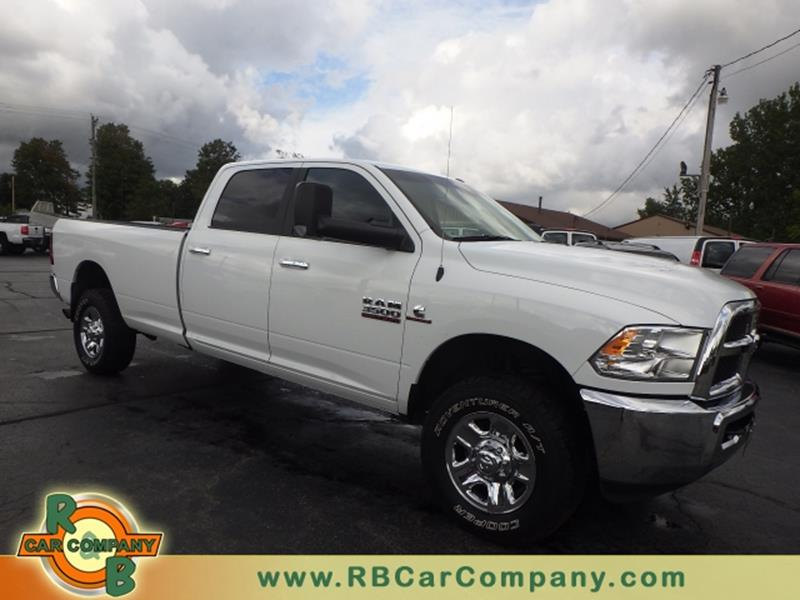 2017 RAM Ram Pickup 3500 for sale in Columbia City, IN