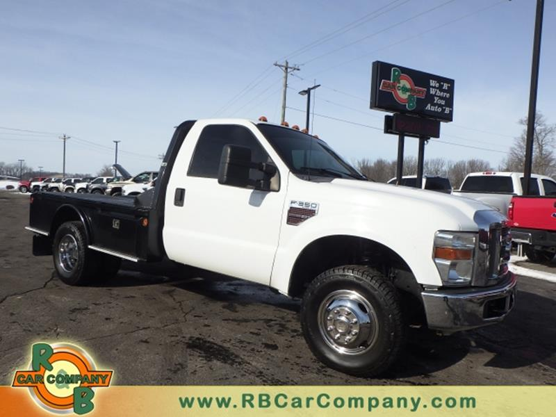 2008 Ford F-350 Super Duty for sale in Columbia City, IN