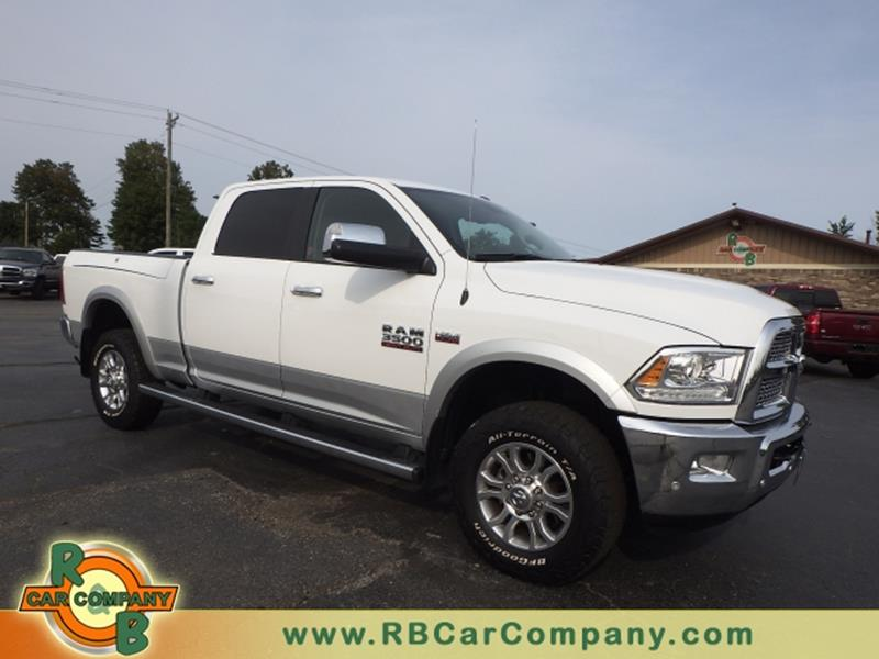 2016 RAM Ram Pickup 3500 for sale in Columbia City, IN
