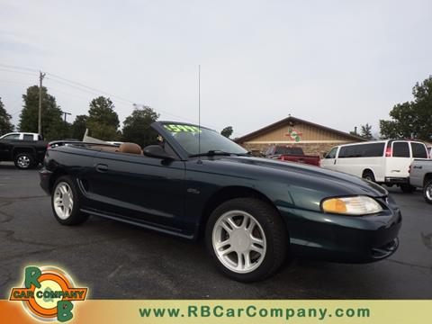 1996 Ford Mustang for sale in Columbia City, IN