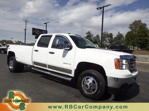2014 GMC Sierra 3500HD for sale in Columbia City, IN