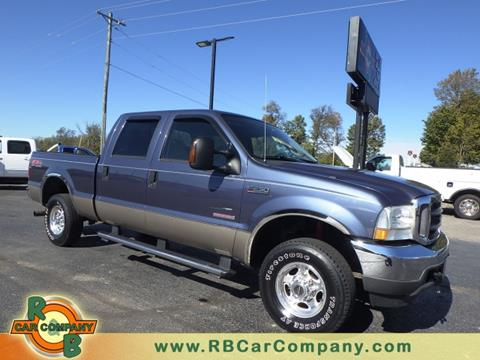 2004 Ford F-250 Super Duty for sale in Columbia City, IN