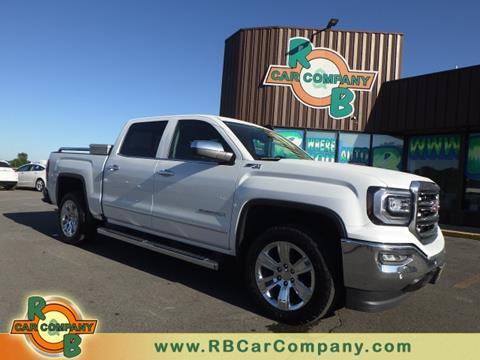 Gmc Commercial Trucks Pickup Trucks For Sale Columbia City R B Car Co