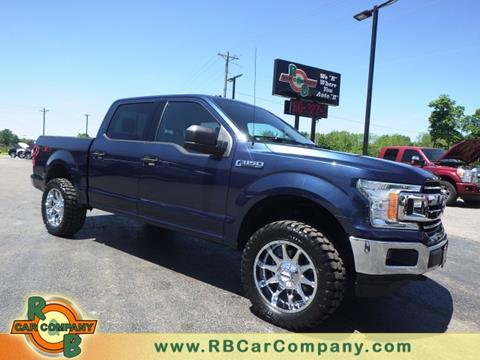2018 Ford F-150 for sale in Columbia City, IN