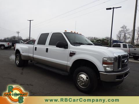 2010 Ford F-350 Super Duty for sale in Columbia City, IN