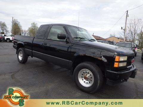 1994 GMC Sierra 1500 for sale in Columbia City, IN