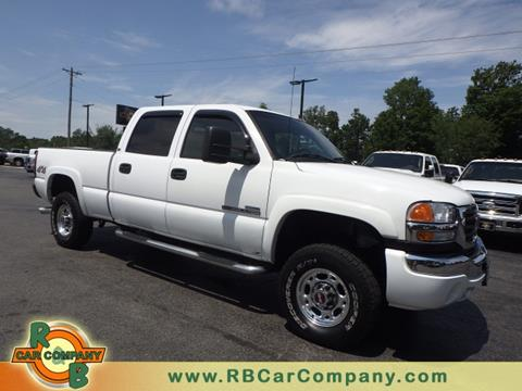 2007 GMC Sierra 2500HD Classic for sale in Columbia City, IN