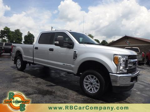 2017 Ford F-250 Super Duty for sale in Columbia City, IN