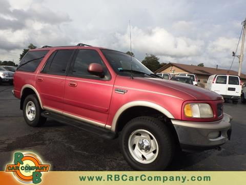 1998 Ford Expedition for sale in Columbia City, IN