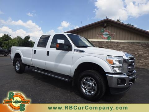2015 Ford F-350 Super Duty for sale in Columbia City, IN