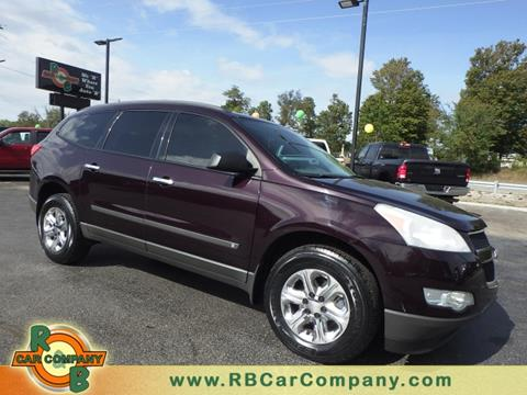 2009 Chevrolet Traverse for sale in Columbia City, IN