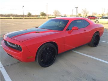 2010 Dodge Challenger for sale in Lewisville, TX