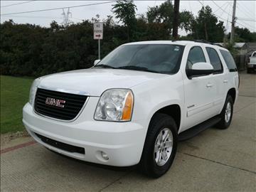 2010 GMC Yukon for sale in Lewisville, TX