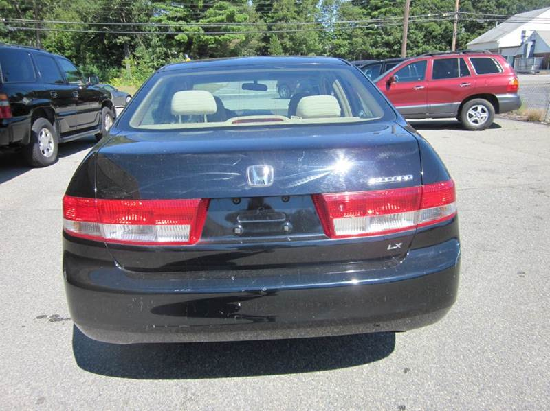 2003 honda accord lx 4dr sedan in tewksbury ma auto nation. Black Bedroom Furniture Sets. Home Design Ideas