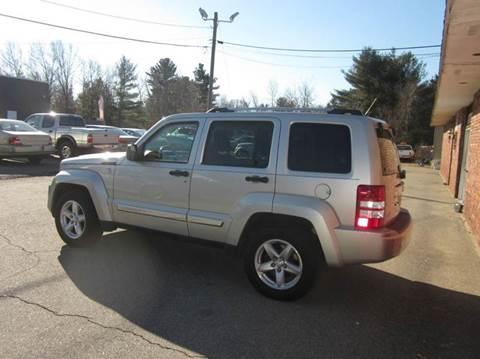 2008 Jeep Liberty for sale in Tewksbury, MA