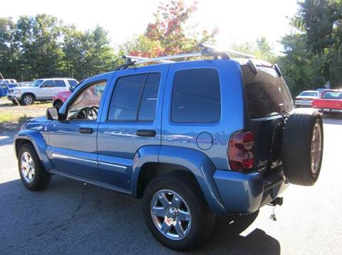 2006 Jeep Liberty for sale in Tewksbury, MA