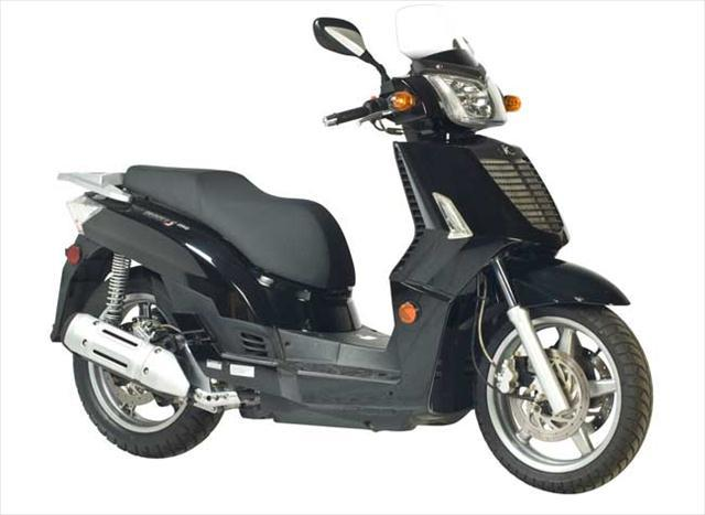 2009 Kymco PEOPLE 250S