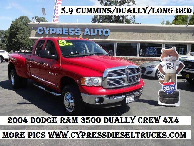 2004 Dodge Ram Pickup 3500