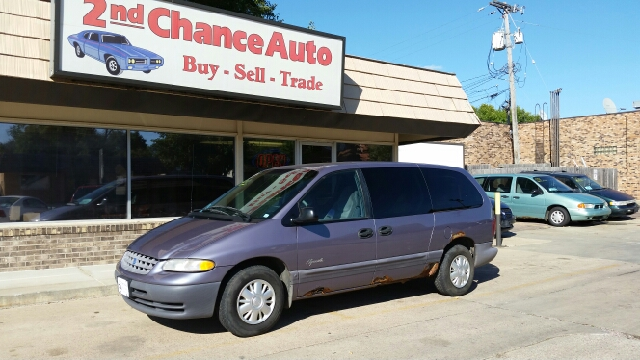 E A C B A F A on 1998 Plymouth Grand Voyager Purple