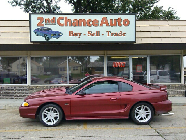 ford 1996 mustang