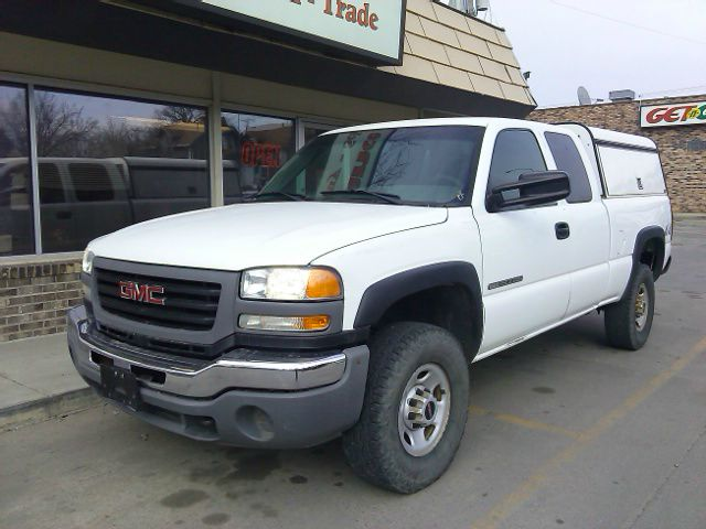 2007 gmc sierra 2500hd classic work truck 4dr extended cab. Black Bedroom Furniture Sets. Home Design Ideas