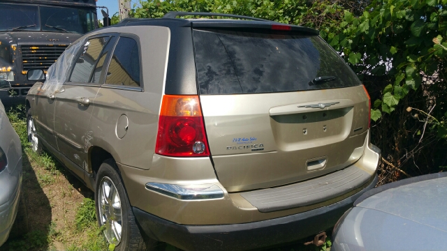 2005 chrysler pacifica touring awd 4dr wagon in sioux for Wheel city motors sioux falls sd