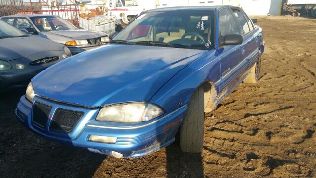 1995 pontiac grand am se 4dr sedan in sioux falls sd for Wheel city motors sioux falls sd