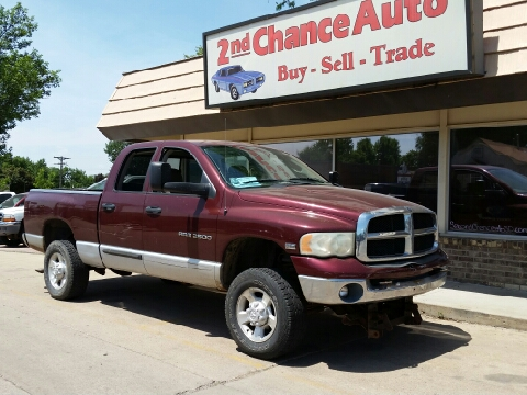 2003 Dodge Ram Pickup 2500 for sale in Sioux Falls, SD