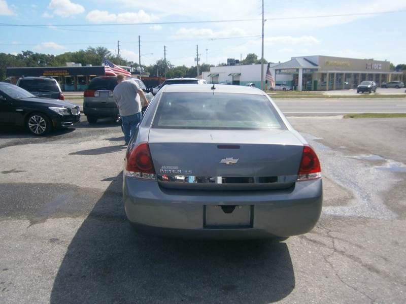 2006 Chevrolet Impala LS 4dr Sedan - Leesburg FL