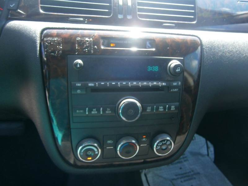 2012 Chevrolet Impala LS 4dr Sedan - Leesburg FL