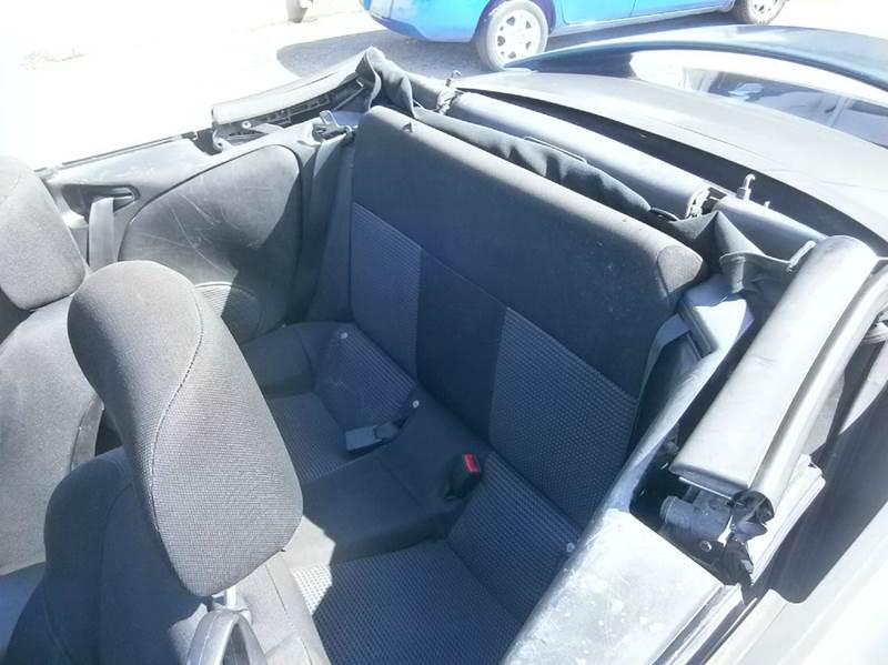 2003 Mitsubishi Eclipse Spyder GS 2dr Convertible - Leesburg FL