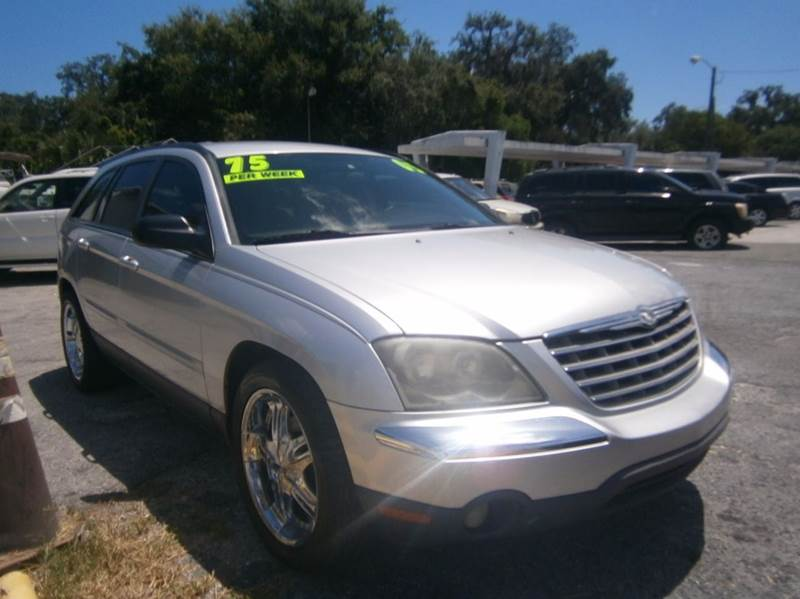 2005 Chrysler Pacifica Touring 4dr Wagon - Leesburg FL