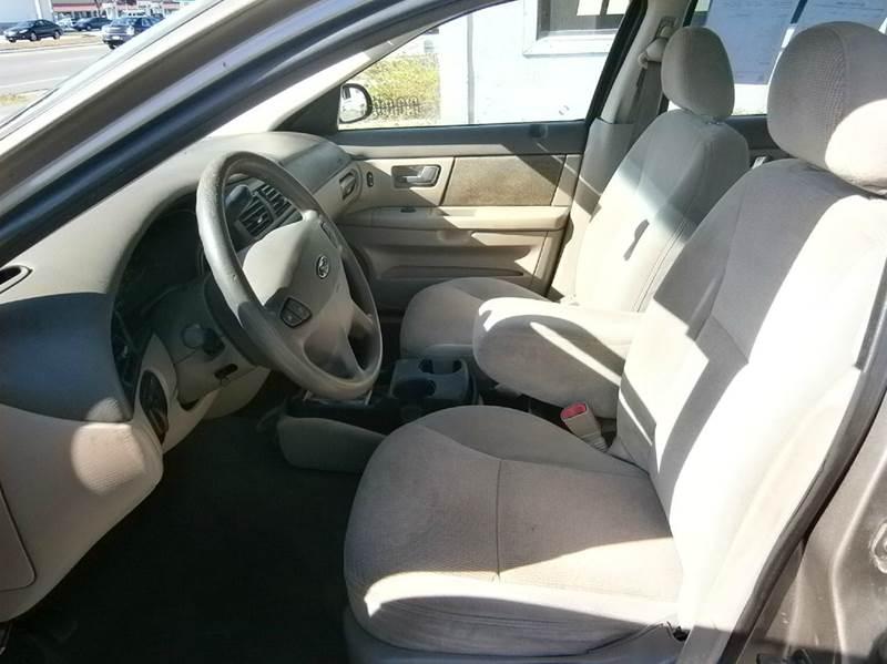 2002 Ford Taurus SE 4dr Sedan - Leesburg FL