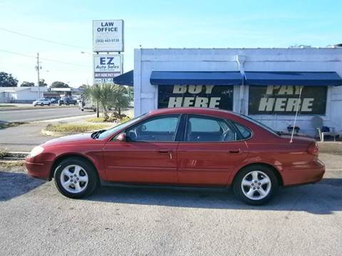 2001 ford taurus for sale for 11th street motors beaumont tx