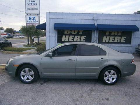 2008 Ford Fusion for sale in Leesburg, FL