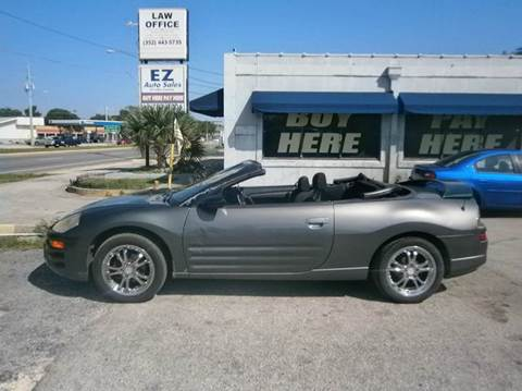 2003 Mitsubishi Eclipse Spyder for sale in Leesburg, FL