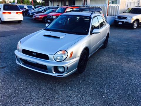 2002 Subaru Impreza for sale in Puyallup, WA