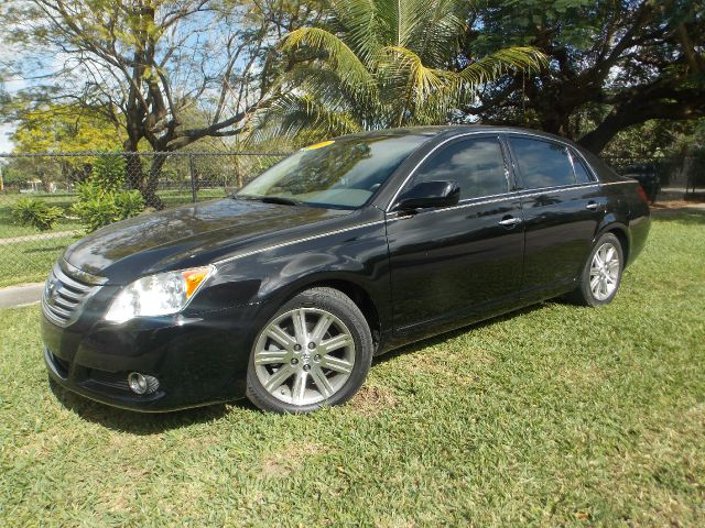 2008 TOYOTA AVALON black only 1 owner 100 clean carfax luxury  leather sunroof dual heated s