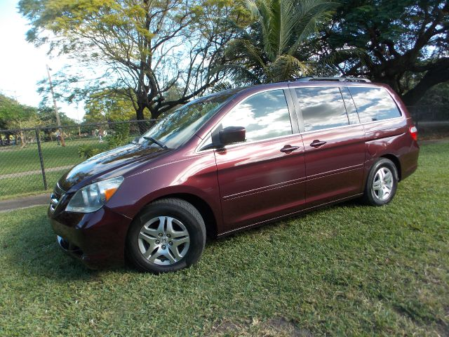 2007 HONDA ODYSSEY burgundy one owner  fully loaded navigation built in reverse camera dvd le